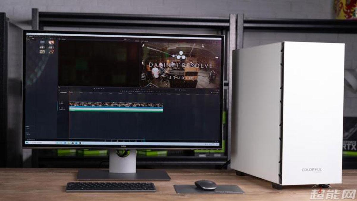 COLORFUL Launches ProMaster A1 Desktop PC