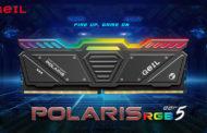 GeIL POLARIS RGB DDR5 Gaming Memory KitsNow Available