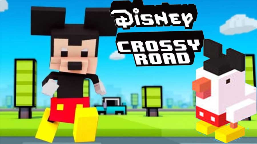 goGame launches Disney Crossy Road for Globe Telecom