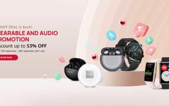 Huawei Outs Special Philippine Promo Price and Limited Discounts