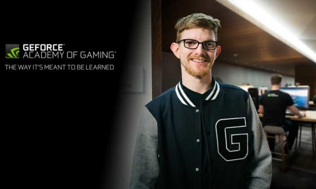 Nvidia Announces The GeForce Academy of Gamers