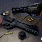 Nvidia Reveals Rendering of PUBG's Latest R45 Revolver