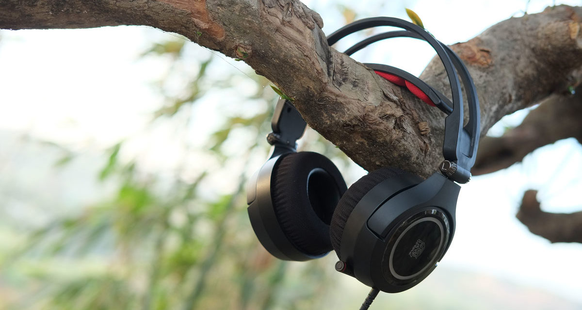 Tt eSports Cronos Riing RGB 7.1 Gaming Headset Review